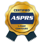ASPRS badge