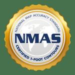 NMAS badge
